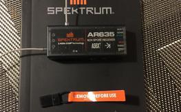 Spektrum AR635 Receiver