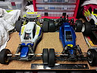 Name: Losi bk2 and 22b.jpg
