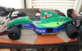 Tamiya F103 F1 Car