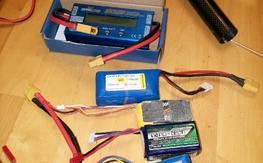 Misc Parts for FPV