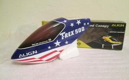 Align Trex 500 Canopy