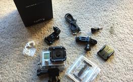 GoPro Hero 3 Cameras Forsale!! - BRAND NEW!