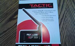 Tactic   Any Link 2    NEW   NIB
