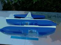 Name: c-130 fat albert blue white paint complete 2.JPG
