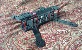 """Mini H Frame 6"""" props arms"""