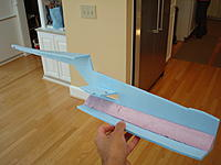Name: Mirage 2000 B build 043.jpg