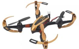 NIP X4 (4CH) 2.4GHz 6 Axis Gyro RC Quacopter with LCD Transmitter (Mode 2) RTF