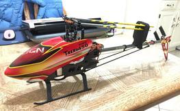 Trex 450 Pro Flybarless
