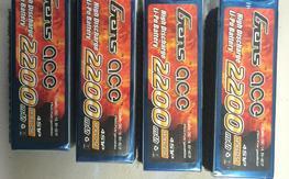 4 - Genace 4S 2200 25c