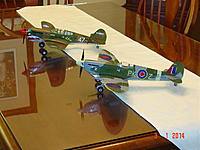 Name: Spitfire & P-40 Micro.jpg