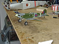 Name: HK 10400 wheels on PZ Spitfire.jpg