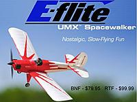 Name: 1-403917 e-flite UMX Spacewalker.jpg Views: 16 Size: 68.3 KB Description: