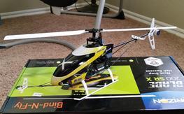 Blade 200 SR X Like New!