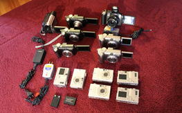 Cheap Colllection of 13 cameras