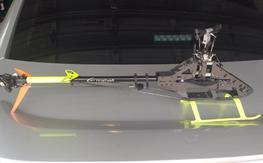 MSH Mini Protos frame & Scorpion Motor