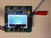 Name: KK2 4.jpg Views: 50 Size: 63.3 KB Description: KK2 powered on - with no voltage input