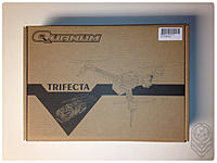 Name: BOX ITEMS 1.jpg Views: 236 Size: 576.7 KB Description: Hobby King Quanum Trifecta Mini Folding Tricopter Frame -