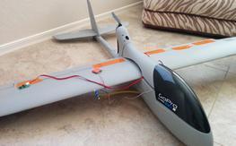 RTF FPV Raptor V2 with Cyclops Tornado OSD/Autopilot