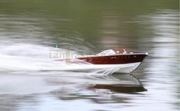 modelboat kit Riva aquarama 120 cm, everyone can build
