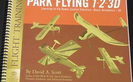 Park Flying 1-2-3D by David A. Scott