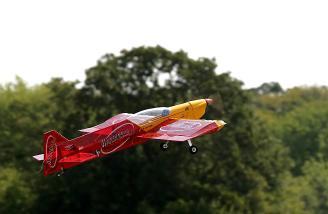 Harrier Harriering.