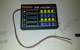 ****Thunder T6 Multi Quad charger*****