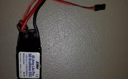 E-Flite 40-Amp Lite Pro ESC