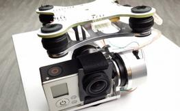 All in one Rtf Gimbal