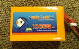 6s 10000mah battery READYMADERC NEW Never used