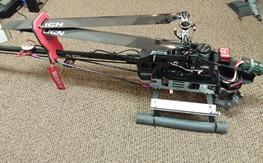 Align TRex 600 v2