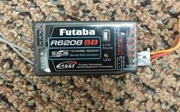 Futaba R6208SB NEW