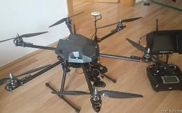 FY680  Hexacopter