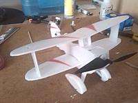 Name: Paint job !.jpg Views: 44 Size: 736.2 KB Description: Simple design i am thinking like the Pitts or something like that.