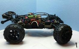 Awesome Hopped Up Traxxas Mini Revo Erevo