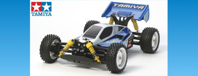 Tamiya Neo Scorcher (TT-02B).