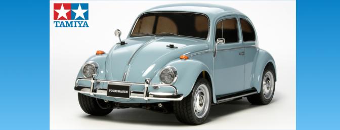 Tamiya Volkswagen Beetle (M-06).