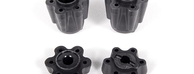 Axial Wheel Hub Adapters.