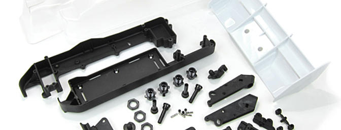 Tekno RC EB48 Super Lite Conversion Kit (#TKR5003).