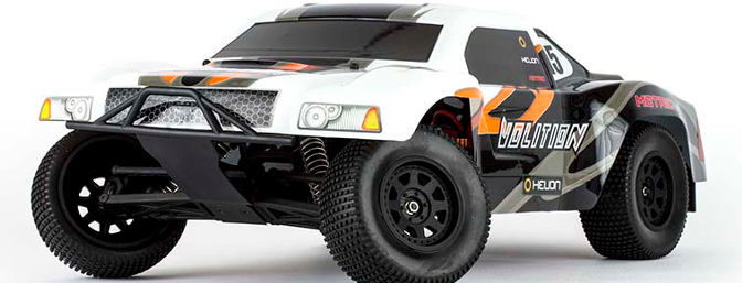 The Helion Volition 10SC 1/10-scale 2WD electric ready-to-run short course truck!