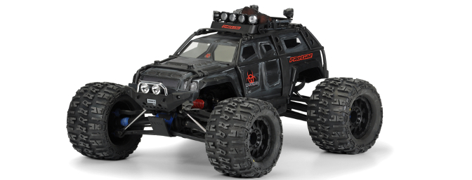 The Pro-Line Apocalypse Clear Body (Item no. 3422-00)