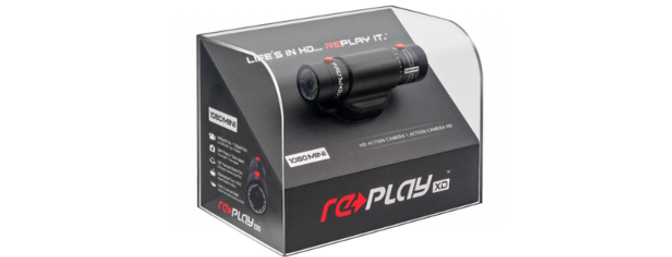 The Replay XD 1080 Mini Camera System (item no. RP004).