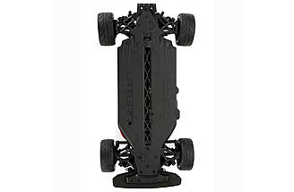 The composite chassis appears to be extremely durable.