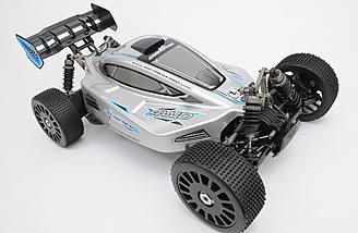 MCD Racing RR5 Buggy.