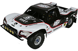 Losi 5IVE-T Off-road Racing Truck.