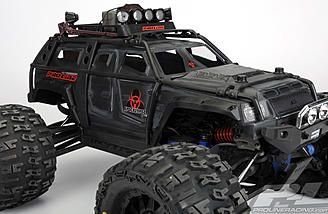 We will surely see some sick looking Summits thanks to this new body from Pro-Line.