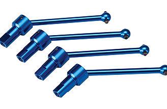 LaTrax Aluminum Driveshafts (#7650R).