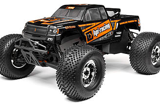 HPI Savage XL Octane 1/8-scale 4WD gas-powered monster truck (item no. 109073)