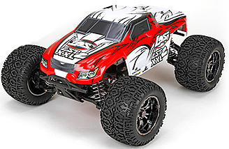 Losi LST XXL 2 1/8-scale 4WD gas-powered monster truck (item no. LOS04002)