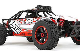 Losi Desert Buggy XL (DBXL) 1/5-scale.