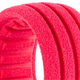 Buggy Handlebar STD tires include the industry standard red inserts.